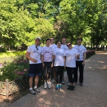 Moscow Global Legal Run 2018