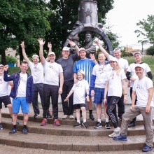 Kaliningrad Global Legal Run 2018